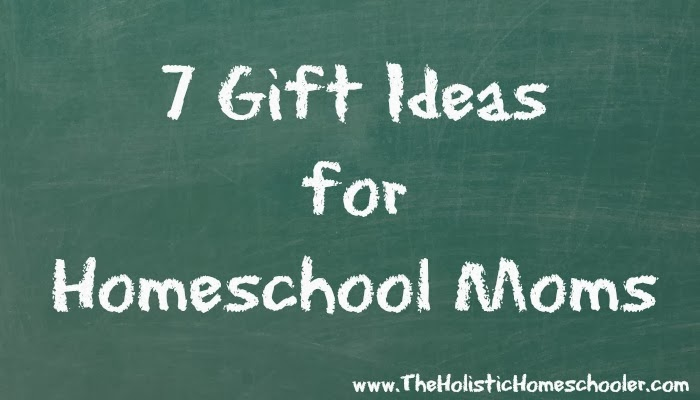 These 7 gift ideas will make any homeschool mom happy. #gifts #giftideas www.HeartofMichelle.com
