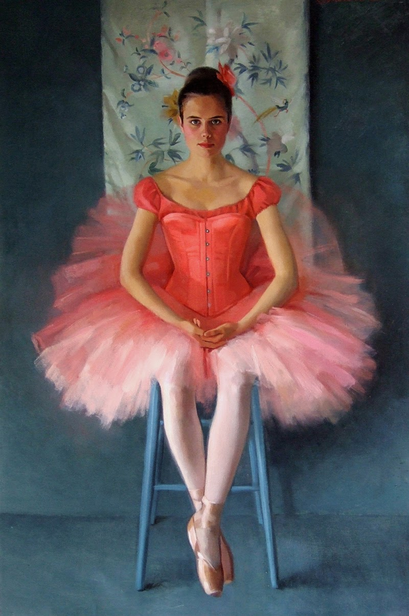 Figurative Art by Sharon Knettell from New England.