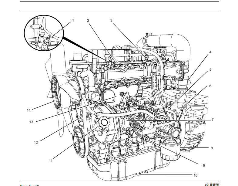 Perkins 800D Series Industrial Engines Service Manual