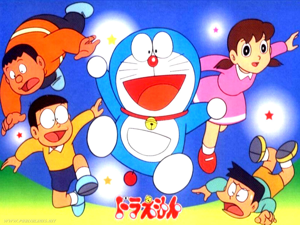 Anime Time Doraemon
