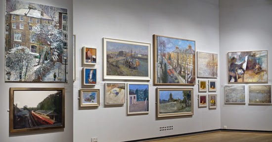 Review: New English Art Club Annual Exhibition 2018 #1