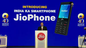 Jio feature phone launched,Price and features