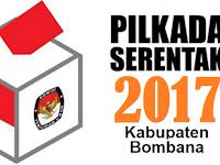 KPU Bombana Tetapkan Nomor Urut Paslon Bupati-Wakil Bupati