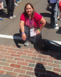 #NASCAR Race Mom at the Brickyard