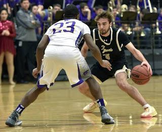 dribbling dalam bola basket