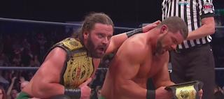 TNA - Beer Money conquistan los cinturones por pareja por quinta vez