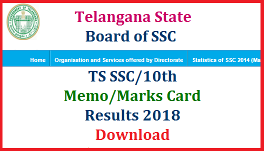 We Brought the eagerly waiting of TS Telangana SSC 10th March 2018 Results Marks Card Download ts 10th results 2018 ts ssc results 2018 date ts ssc results 2018 dates telangana ssc results 2018 date ts ssc results manabadi ts ssc result date 2018 10th result 2018 telangana date telangana ssc board website.