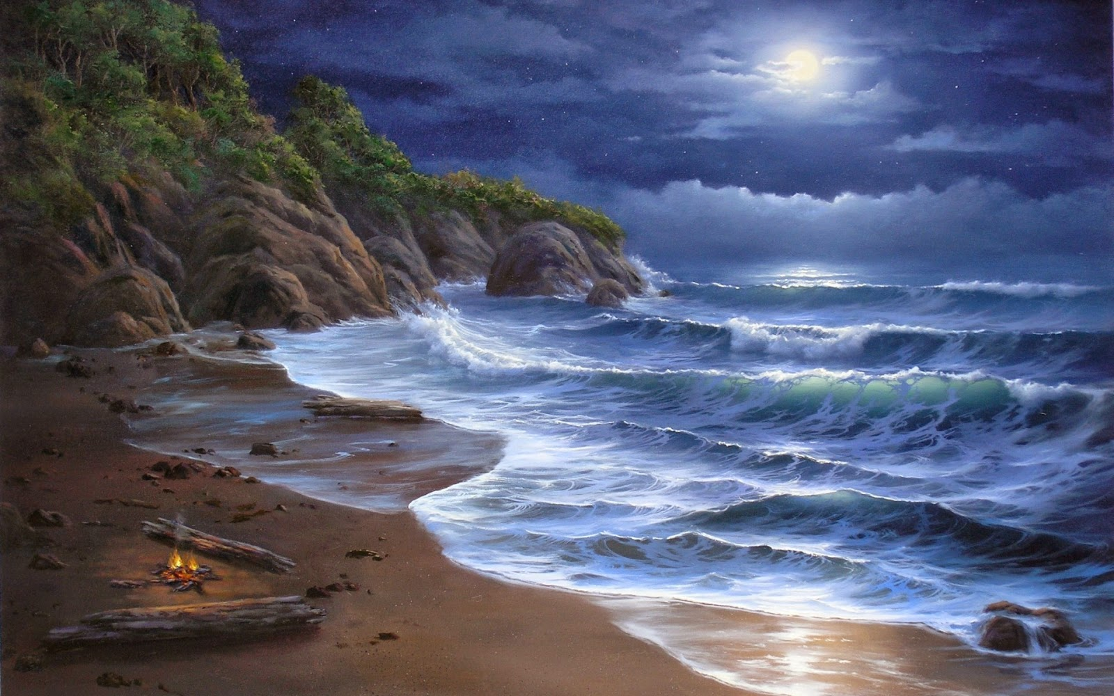 Natural-scenery-fullmoon-night-light-near-sea-waves-beach-landscape-digital-painting.jpg