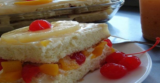Fruta De Crema (Fruit Cream) Recipe
