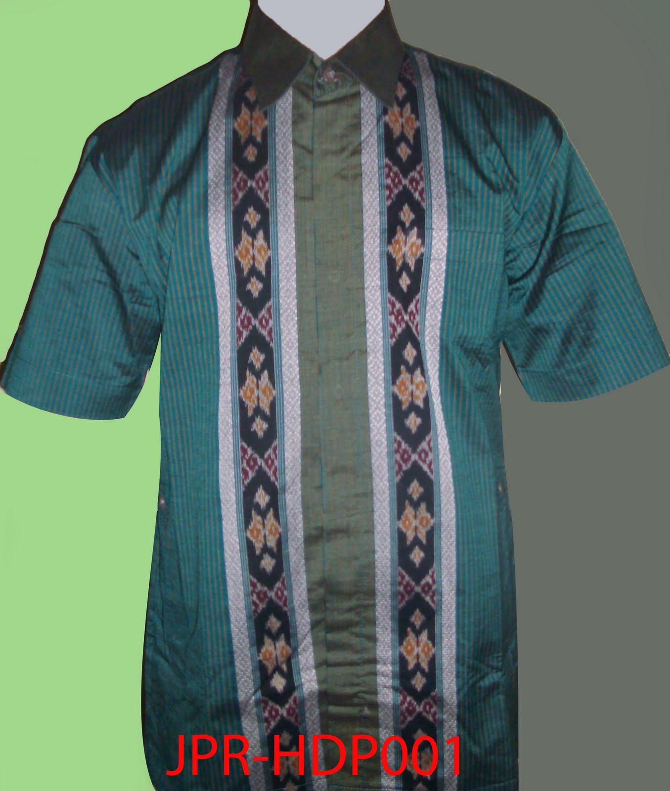 Potongan Baju Batik Pria: 2011 Model Baju Batik-Knitting Gallery