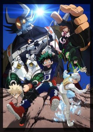 Review Anime Boku no Hero Academia Jump Festa 2016 Special
