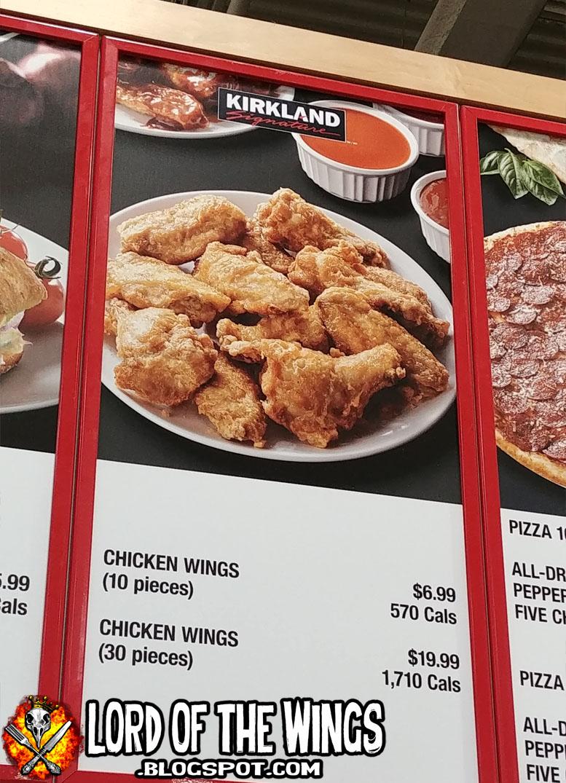Costco Chicken Wings Recipe