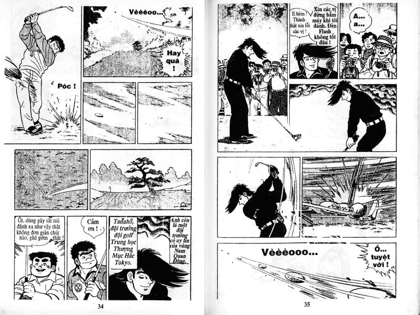 Ashita Tenki ni Naare chapter 3 trang 16