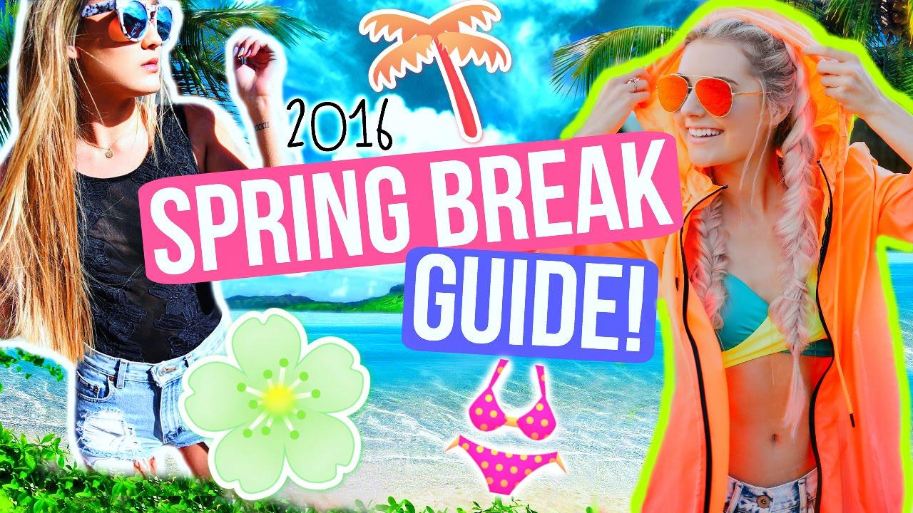 Where can i go for spring break-4322