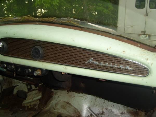 Nice Project, 1958 Nash Rambler | Auto Restorationice