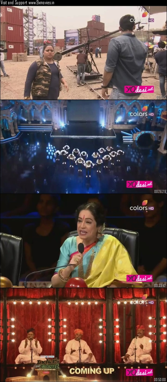 Indias Got Talent 22 May 2016 HDTV 480p