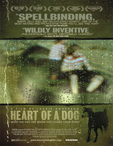 Ver Heart of a Dog (2015) Online