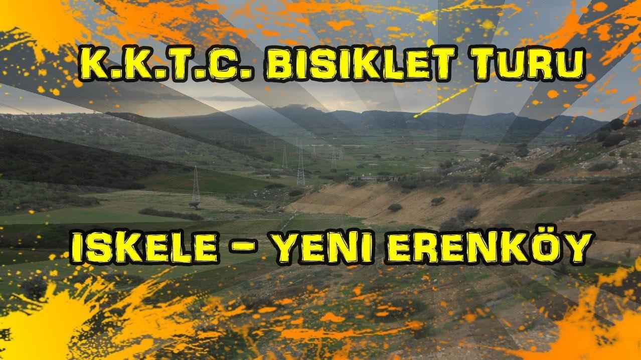 2018/12/19 K.K.T.C. Bisiklet Turu - Salamis Antik Kenti ~ İskele ~ Yeni Erenköy