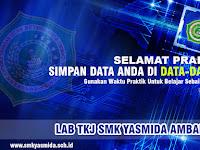 Design Background Desktop Lab Komputer IT SMK Yasmida Ambarawa
