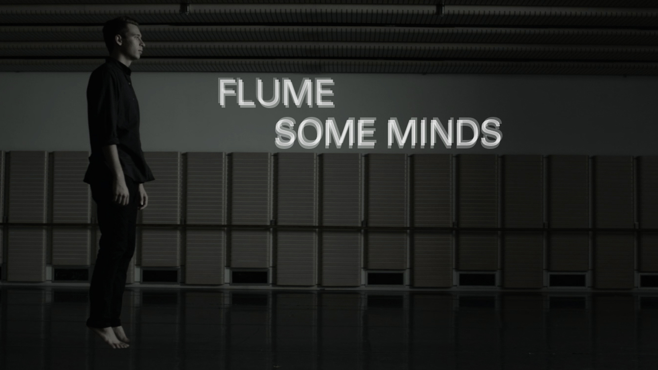 """Bellabassfly Flume  """"some Minds"""" (official Music Video"""