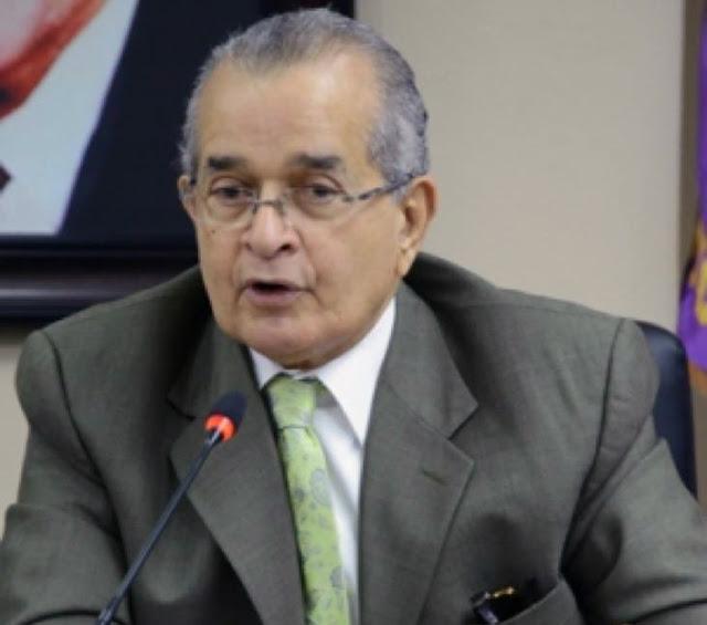 Franklin Almeyda llama boca sucia a Hipólito Mejía