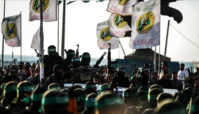 Brigade Al-Qassam Bersumpah Balas Serangan 'Israel'