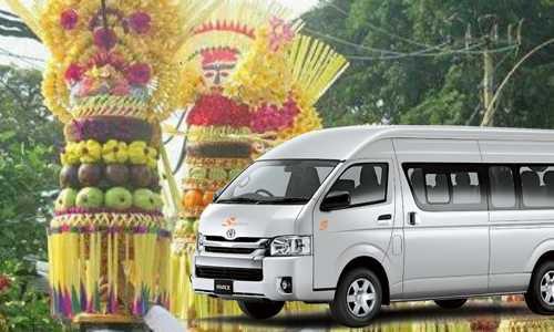 Rental Hiace sekitar Mundeh Kangin Salemadeg Barat Tabanan Bali