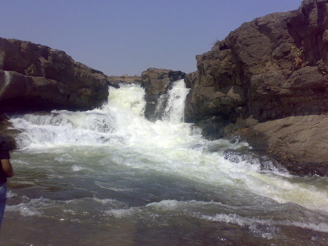 Someshwar Waterfall Nashik
