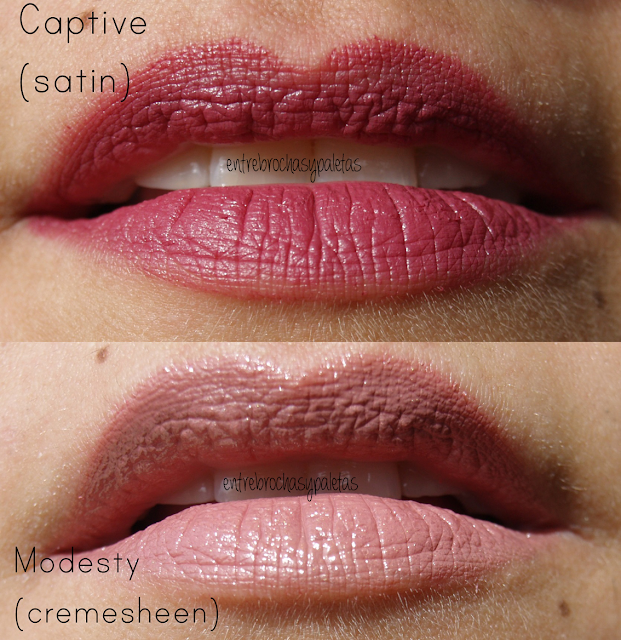 labiales mac cosmetics