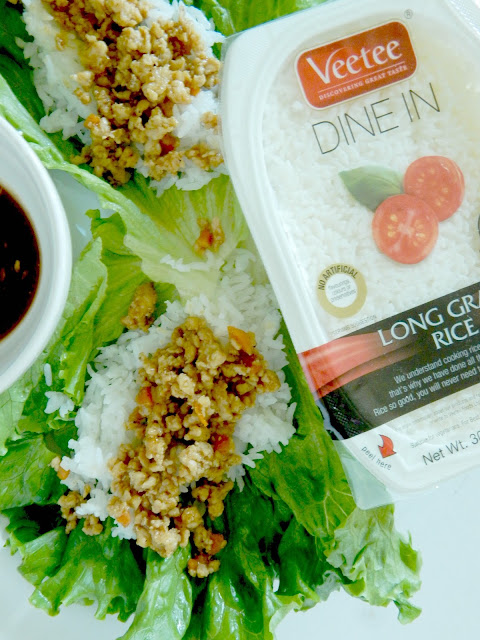 chinese chicken lettuce cups (sweetandsavoryfood.com)