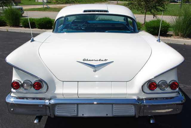 Carros Antigos Impala Ou Bel Air Como