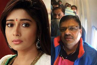 Tina Dutta molested in flight
