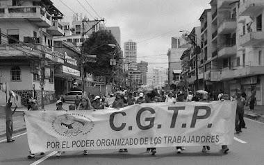 Pronunciamiento de la Central General Autónoma de Trabajadores de Panama (CGTP) en la conmemoración del Día del Trabajador