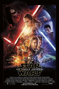 Star Wars: The Force Awakens (2015) (English) 720p & 1080p & 3D