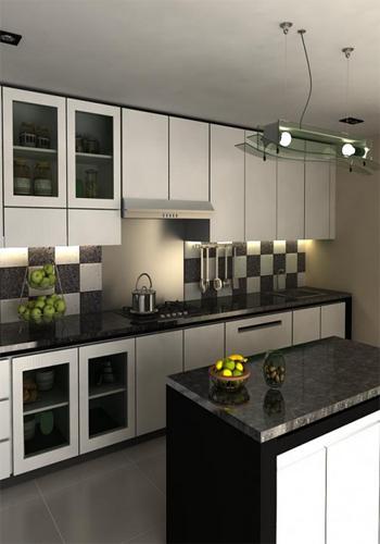 Desain Dapur Bersih Yang Bisa Di Contoh - Desain Rumah ...