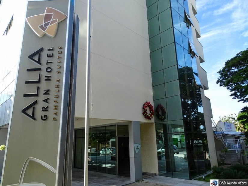 Hotel Allia Gran Pampulga belo Horizonte