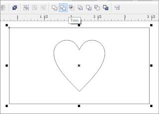 Cara Mudah Melakukan Metode Penggabungan Pengurangan 2 buah vector pada corel drawX14
