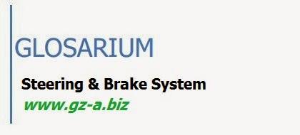 Glosarium Steering & Brake System