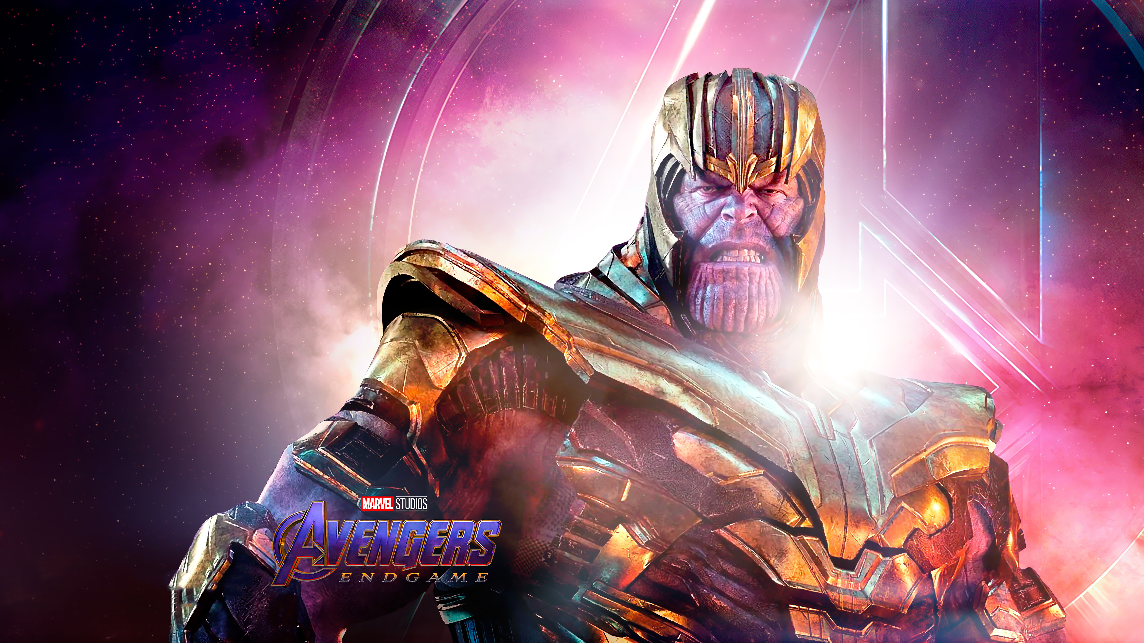 Avengers Endgame Thanos 4k Wallpaper 60