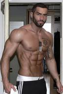 Hot Hard Testosterone Male