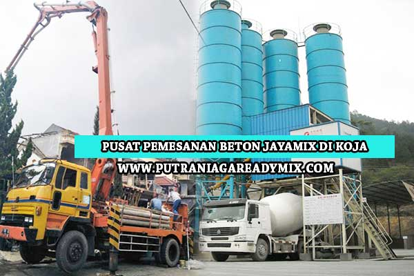 Harga Beton Jayamix Koja