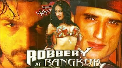 Poster Of Robbery at Bangkok (2006) Full Movie Hindi Dubbed Free Download Watch Online At worldfree4u.com