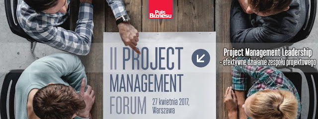 II Project Management Forum Puls Biznesu