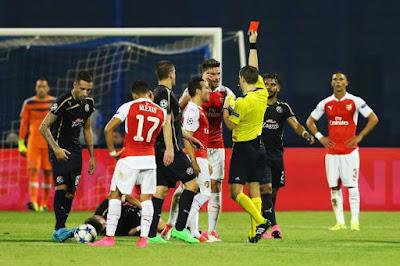 Arsenal vs Dynamo Zagreb