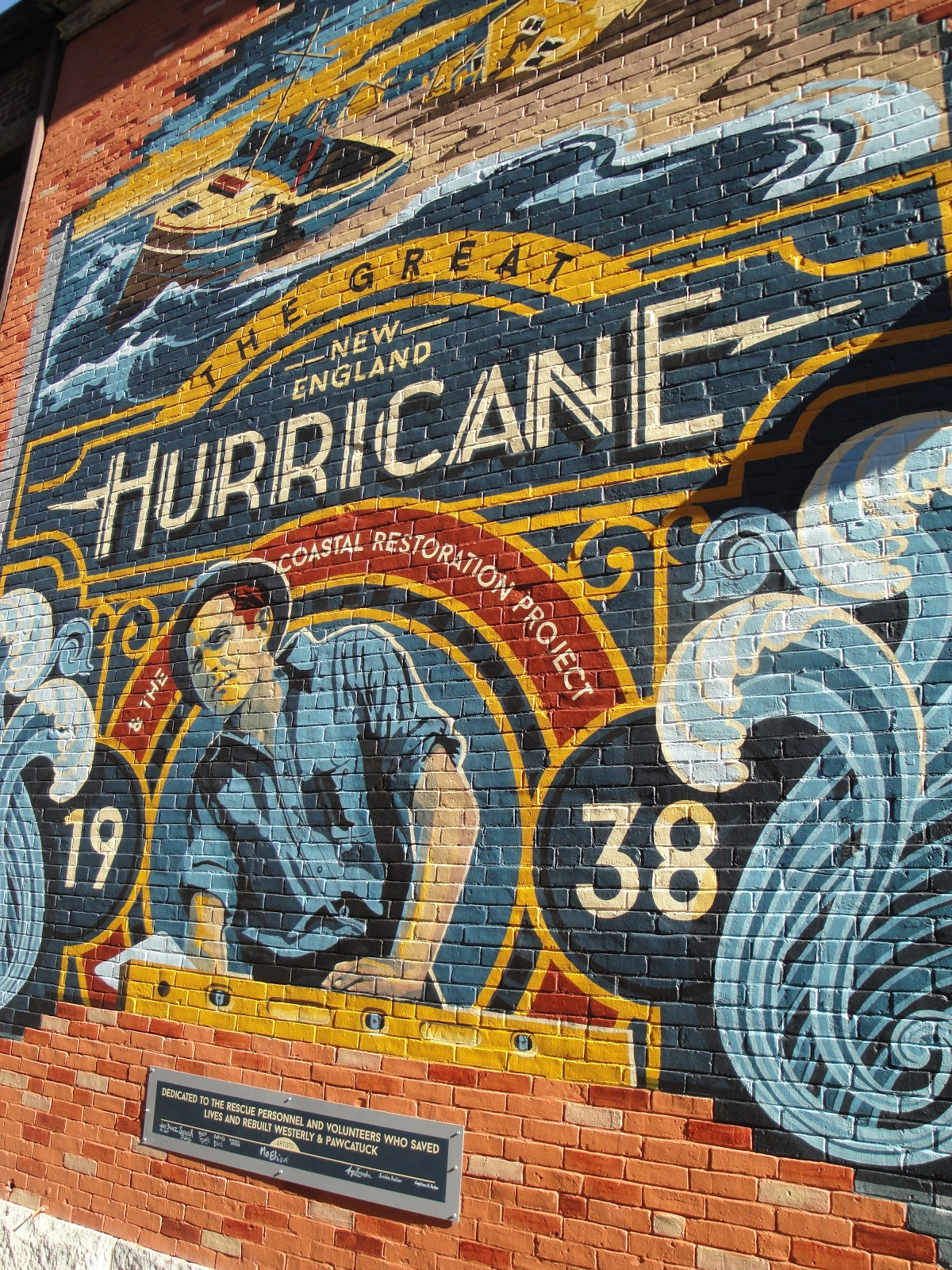 The pringle plan westerly murals for Planning mural 2017