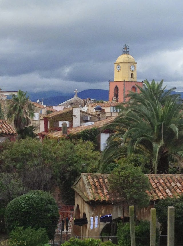 Photo St Tropez - Eglise - ©lovmint