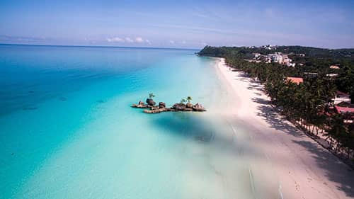 Rejuvenation of Boracay Island