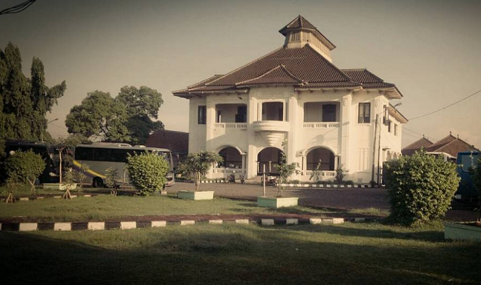 Wisata Bekasi Gedung Juang Tambun