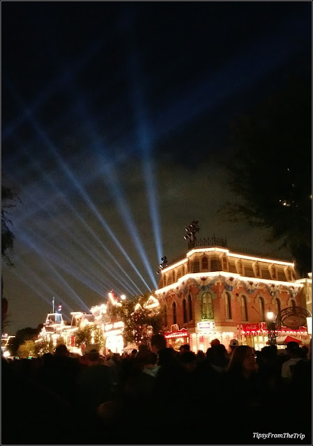 Main Street USA. Disneyland, California