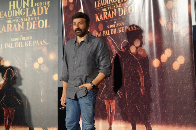Sunny Deol Is On A Hunt For The Leading Lady For His Son's Debut Film